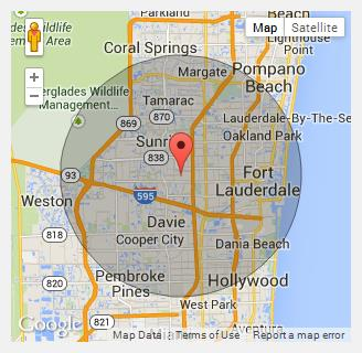 Top Dog Dumpster Rental in Plantation, FL | Call 863-657-0993 Satellite Map Of Plantation Florida on satellite view of orlando, satellite map view house, satellite maps of usa,